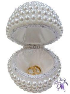Wedding Crafts, Diy Wedding, Wedding Decorations, Ring Bearer Pillows, Ring Pillows, Wedding Pillows, Ring Pillow Wedding, Diy Shower, Shower Gifts