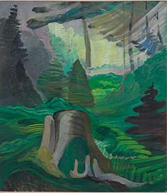 Sunlight in the Forest by Emily Carr is one of the featured lots of the upcoming Sotheby's Canada spring auction on June 2.