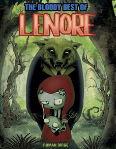 Celebrate 25 glorious years of Lenore with Roman Dirge?s The Bloody Best of Lenore  https://comicbastards.com/comics/celebrate-25-glorious-years-of-lenore-with-roman-dirges-the-bloody-best-of-lenore  #TitanComics #comics