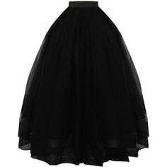 MARTIN GRANT Long Tulle Ball Skirt and other apparel, accessories and trends. Browse and shop 8 related looks.
