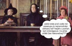 Harry Potter Vtipy - Dan Nekonečnej - Wattpad Harry Potter Texts, Harry Potter Pictures, Hogwarts, Good Books, Ted, Jokes, Severus Snape, Humor, Comic