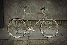 Tokyobike. My bike!