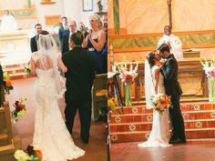 Love the way he holds her :) - Rustic and Elegant Ranch Wedding