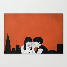 If they only knew Stretched Canvas by kantorp-wegl.in - $85.00