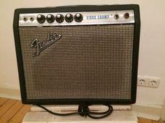 Fender Vibro Champ Silverface, vermutlich von 1972 in Wandsbek - Hamburg Bergstedt | Musikinstrumente und Zubehör gebraucht kaufen | eBay Kleinanzeigen