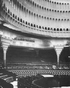 Hans Poelzig, Monumental Architecture, Modernisme, Streamline Moderne, Berlin, Louvre, Germany, History, City