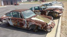 Porsche : 911 911 1972 Porsche 911 Barn Find No Reserve. - http://www.usabarnfinds.com/archives/19560