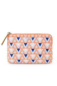 With Our Mosaic Triangle Capri Pouch Your Whole Outfit Will Be On Point