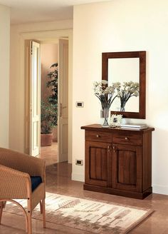 Klasszikus előszobafal - www.montegrappamoblili.hu Mirror, Bathroom, Furniture, Home Decor, Washroom, Decoration Home, Room Decor, Mirrors, Home Furnishings