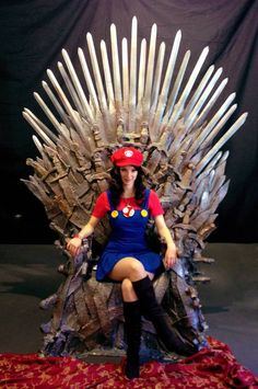 Maria, Queen of the Seven Kingdoms of Westeros