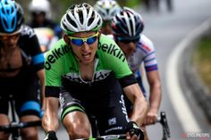 Tour de Suisse in photos - Bauke Mollema (Belkin) continues to impress in the lead-up to the Tour de France, finishing second on the final stage, 14 seconds behind Costa, and third overall.