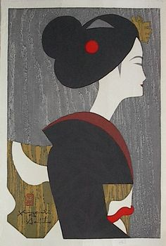 kiyoshi Saito  www.japaneseprintsandbooks....
