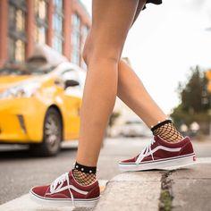 "109.3k Likes, 359 Comments - Urban Outfitters (@urbanoutfitters) on Instagram: ""Fancy socks. Favorite @Vans. @UONewYork #UOonYou"""