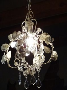 Chandeliers  Shabby Chic Decor