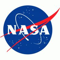 """Astronaut Academy of Imagination: Nasa Badge! Print on sticker paper and cut out. Each child gets one to wear during their """"astronaut training"""""""