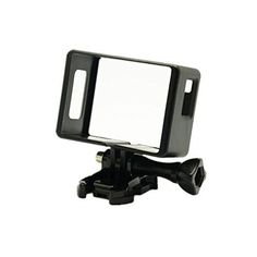 Standard Protective Frame With Base Mount Accessories For Sjcam Sj4000 Wifi Camera -- Click on the image for additional details.