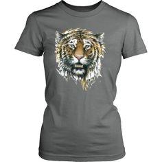 Bengal Tiger Women's Fit T-shirt - Clothes 4 Conservation