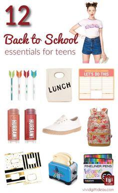 5cf0e5e7b0 12 Cool Back to School Essentials for Teens