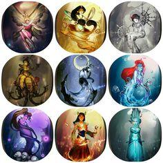 Disney element1