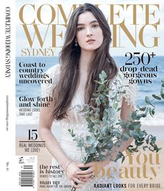 The latest issue of Complete Wedding Sydney is out now! Get your hands on a copy at your local newsagent or online at universalshop.com.au. #CompleteWeddingMagzaine #weddinginspo