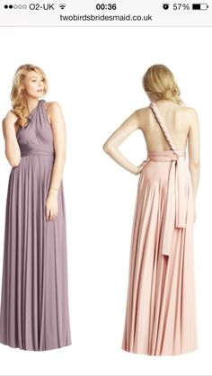 Adore these dresses by twobirds