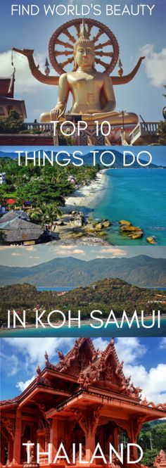 Ultimate guide on the top 10 things to do in Koh Samui, Thailand - Find World's Beauty