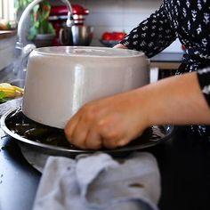 Vårrullar - ZEINAS KITCHEN Glass Of Milk, Panna Cotta, Pudding, Baguette, Ethnic Recipes, Desserts, Inspiration, Language, Profile