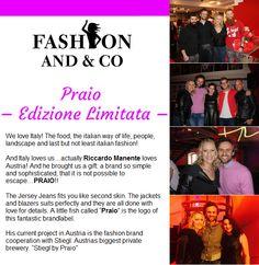 Fashion And Co Corinne Kremsmayer #loves #PRAIO #Monica #jacket & #Josefa #jersey #jeans #JJ #fashion #fashionshow #ootd