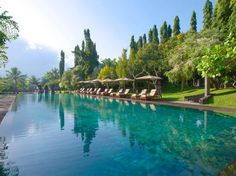 The Chedi Club, Ubud - Main Pool
