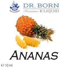 Vapestar - Dr. Born Premium Liquid Ananas