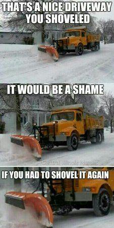 #Michigan snow problems
