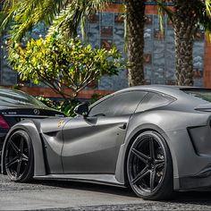 "@exotic_performance's photo: ""Novitec N-Large Ferrari F12 Follow @Ferrari_Automotive  ________________|Photo @TheCarHotel|"""