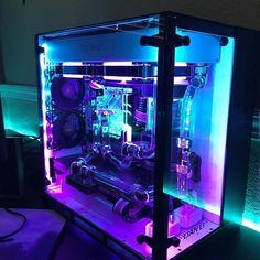 "396 Likes, 9 Comments - LIANLI (@lianlihq) on Instagram: ""One of the best looking PC-Q37's we've ever seen. Great job by Jon and Rachel Buckles!…"""