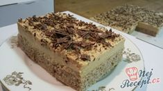 Extra jemné, lahodné croissanty s čokoládou Czech Recipes, Ethnic Recipes, Salty Snacks, Tiramisu, Banana Bread, Cheesecake, Pie, Sweets, Baking