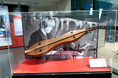 """Brian Jones played this dulcimer on several Rolling Stones songs, including """"Lady Jane""""."""