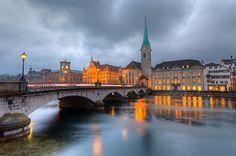 Best Zurich Family Hotels