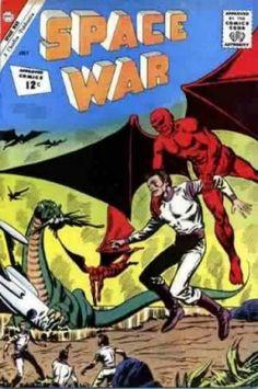 Space War (Volume) - Comic Vine