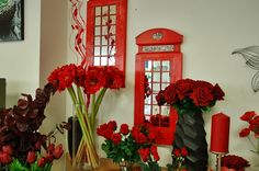 Per la decoració dels espais interiors disposem d'un amplia selecció d'objectes decoratius. #decoració #monverd #manresa #rojo #red #floristeriamanresa