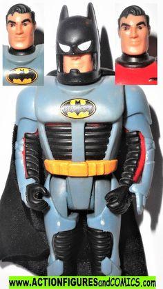 batman animated series BRUCE WAYNE 1992 dc kenner hasbro action figures Batman Action Figures, Batman The Animated Series, Figure Size, Animation Series