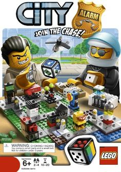 LEGO Games City Alarm 3865 >>> Learn more by visiting the image link.(It is Amazon affiliate link) #dog