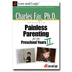Painless Parenting for the Preschool Years II - DVD -