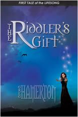 The Riddler's Give by Greg Hamerton - 8.7/10 - Enormous fun to read and extremely easy to lose yourself within.