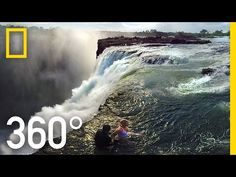 National Geographic: 360° Victoria Falls – The Devil's Pool