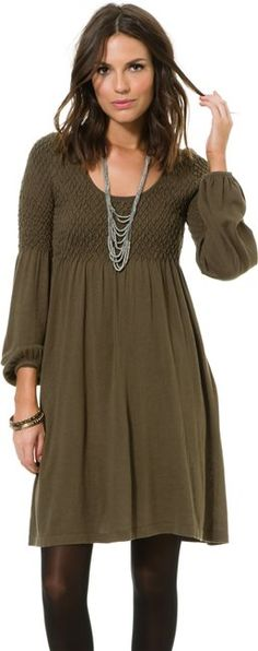 Angie sweater dress. http://www.swell.com/New-Arrivals-Womens/ANGIE-RAE-SWEATER-DRESS?cs=AR