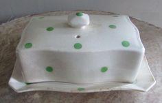 T.G.Green 'Polka Dot' Butter Dish