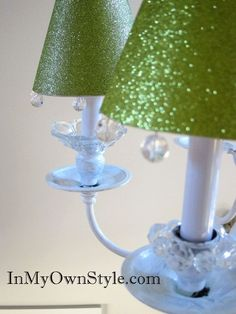 Chandelier and lamp makeover how to make scrapbook paper chandelier how to make chandelier shade covers using scrapbook paper in my own style aloadofball Gallery