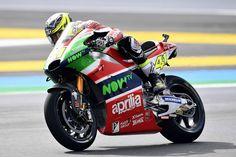 'Não me arrependo, mas com outra moto talvez lutasse por pódios' - Espargaróhttp://www.motorcyclesports.pt/nao-me-arrependo-outra-moto-talvez-lutasse-podios-espargaro/