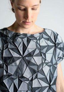 Origami Architecture Projects Issey Miyake Ideas For 2019 Issey Miyake, Best Fashion Magazines, Origami Architecture, Origami Patterns, Santa Fe Dry Goods, Hijab Fashion Inspiration, Fashion Details, Fashion Design, Origami Design