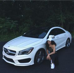 Mercedes CLA 250...my next car. But seriously