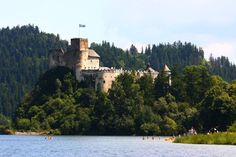 Castle in Niedzica, Poland Lithuania, Poland, Baltic Sea, Central Europe, Czech Republic, Germany, River, Landscape, Palaces